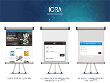 Tablet Preview of iqra.com.hk