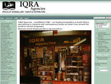 Tablet Preview of iqra.co.za